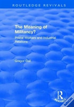 Wook.pt - The Meaning Of Militancy