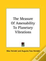The Measure Of Amenability To Planetary Vibrations