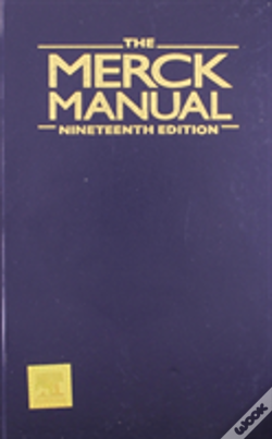 Wook.pt - The Merck Manual Of Diagnosis And Therapy