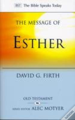 Wook.pt - The Message Of Esther