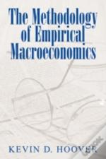 The Methodology Of Empirical Macroeconomics