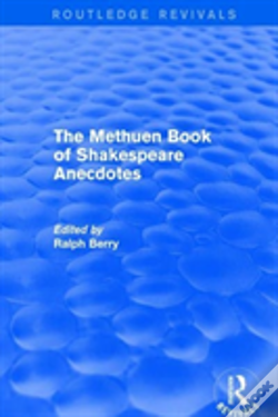 Wook.pt - The Methuen Book Of Shakespeare Ane