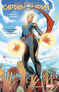 Wook.pt - The Mighty Captain Marvel Vol. 1: Alien Nation