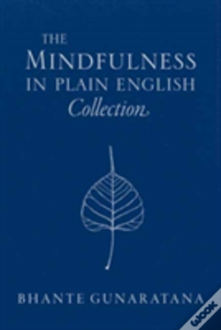 Wook.pt - The Mindfulness In Plain English Collection