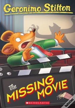 Wook.pt - The Missing Movie (Geronimo Stilton #73)