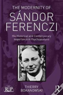 Wook.pt - The Modernity Of Sandor Ferenczi
