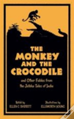 Wook.pt - The Monkey And The Crocodile