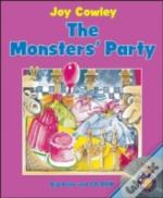 The Monsters' Party Big Book And Cd-Rom (Level 7)