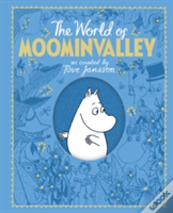 Wook.pt - The Moomins: The World Of Moominvalley