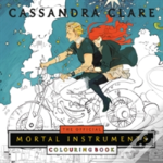The Mortal Instruments Colouring Book