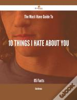 The Must-Have Guide To 10 Things I Hate About You - 85 Facts