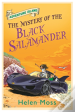 The Mystery Of The Black Salamander