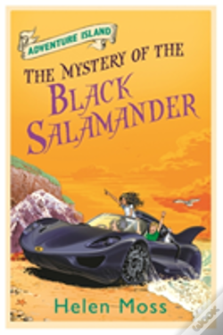 Wook.pt - The Mystery Of The Black Salamander