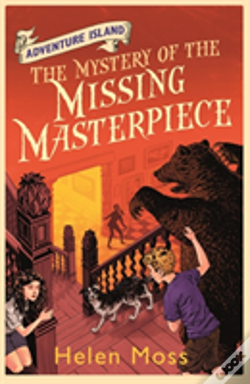 Wook.pt - The Mystery Of The Missing Masterpiece