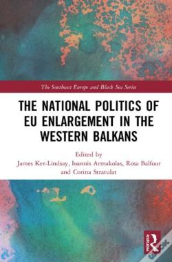Wook.pt - The National Politics Of Eu Enlargement In The Western Balkans