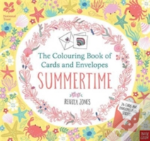 The National Trust: The Colouring Book Of Cards And Envelopes - Summertime