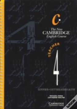 Wook.pt - The New Cambridge English Course 4 Teacher'S Book
