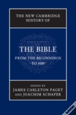 Wook.pt - The New Cambridge History Of The Bible