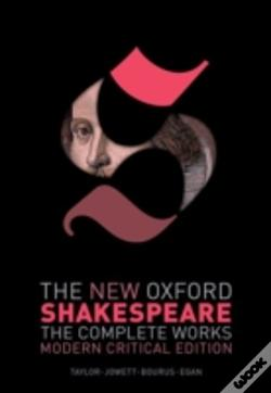Wook.pt - The New Oxford Shakespeare: Modern Critical Edition