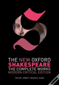 Wook.pt - The New Oxford Shakespeare: Modern