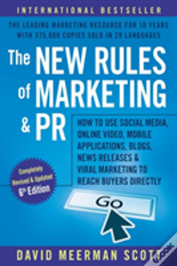 Wook.pt - The New Rules Of Marketing And Pr