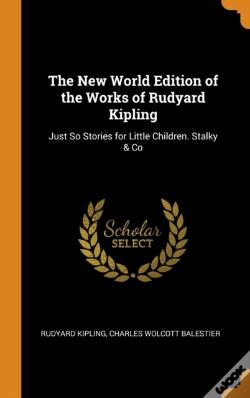 Wook.pt - The New World Edition Of The Works Of Rudyard Kipling