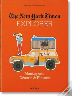 Wook.pt - The New York Time Explorer ; Montagnes, Déserts & Plaines