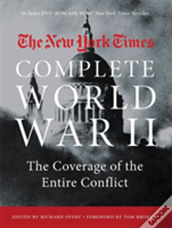 Wook.pt - The New York Times Complete World War Ii