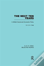 The Next Ten Years Cole Vol 6