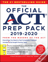 The Official Act Prep Pack With 6 Full