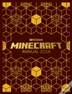 Wook.pt - The Official Minecraft Annual 2018