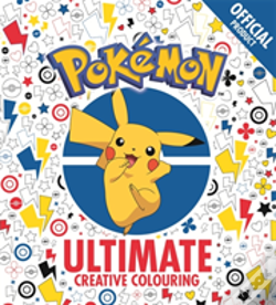 Wook.pt - The Official Pokemon Ultimate Creative Colouring