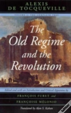 Wook.pt - The Old Regime And The Revolution