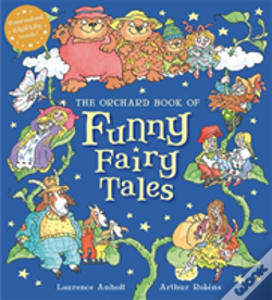 Wook.pt - The Orchard Book Of Funny Fairy Tales