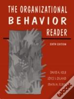 The Organisational Behaviour Reader