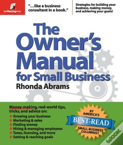 Wook.pt - The Owner'S Manual For Small Business