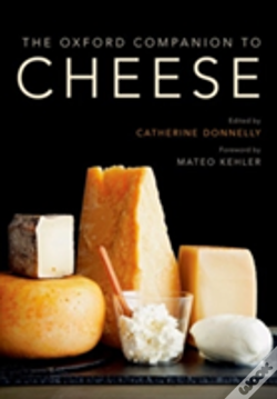 Wook.pt - The Oxford Companion To Cheese