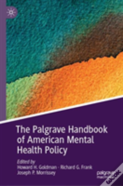 Wook.pt - The Palgrave Handbook Of American Mental Health Policy