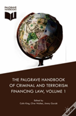 Wook.pt - The Palgrave Handbook Of Criminal And Terrorism Financing Law