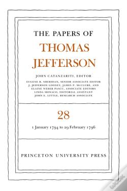 Wook.pt - The Papers Of Thomas Jefferson, Volume 28