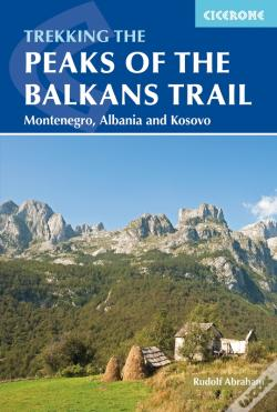 Wook.pt - The Peaks Of The Balkans Trail