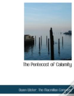 Wook.pt - The Pentecost Of Calamity