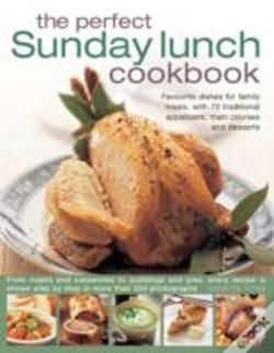 Wook.pt - The Perfect Sunday Lunch Cookbook