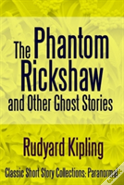 Wook.pt - The Phantom Rickshaw And Other Ghost Stories