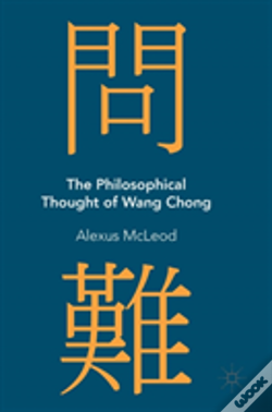 Wook.pt - The Philosophical Thought Of Wang Chong