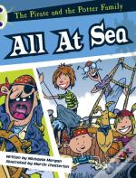 The Pirate And The Potter Family: All At Sea (White A) 6-Pack