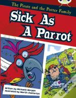 The Pirate And The Potter Family: Sick As A Parrot (Gold B) 6-Pack