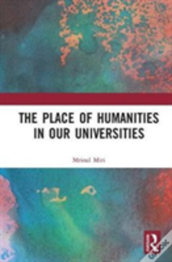 Wook.pt - The Place Of Humanities In Our Universities