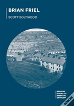 Wook.pt - The Plays Of Brian Friel