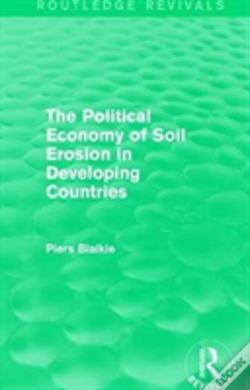 Wook.pt - The Political Economy Of Soil Erosi